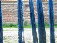 Blaumachen: Färben mit Indigo